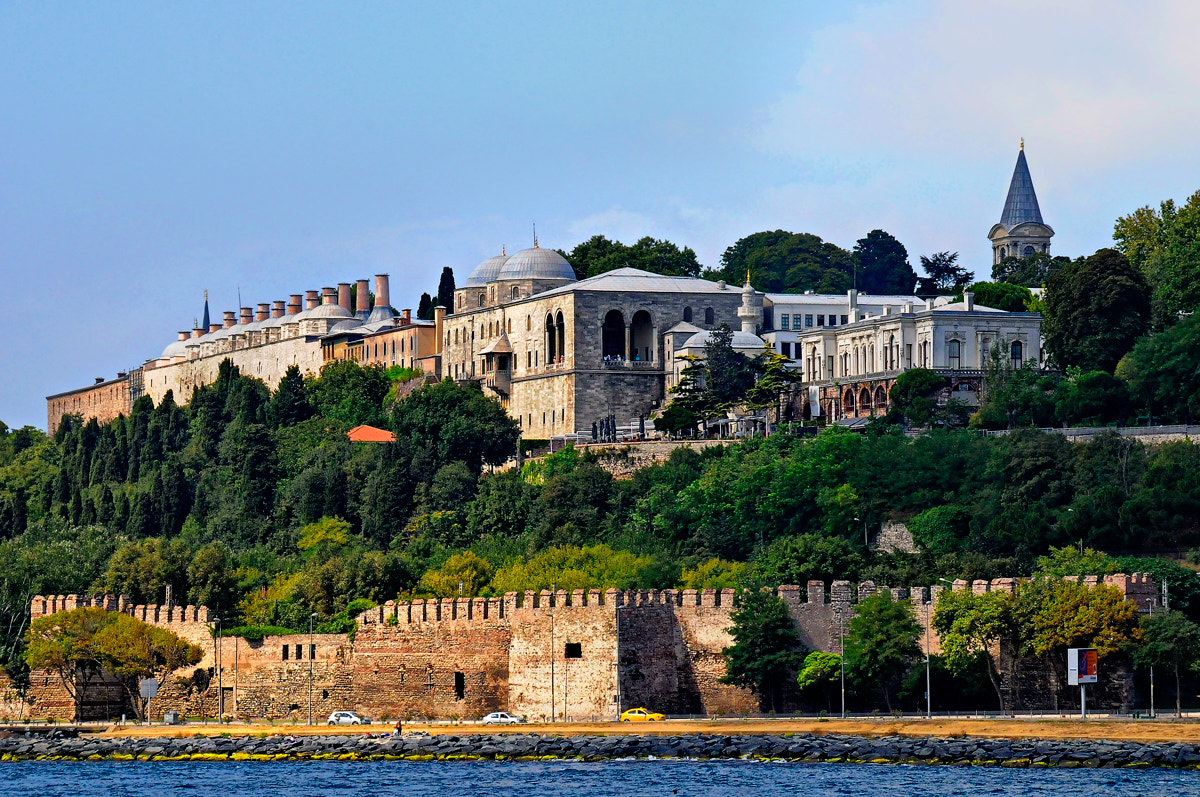 Photograph Topkapi Palace,Sea View. by Saad Salem on 500px