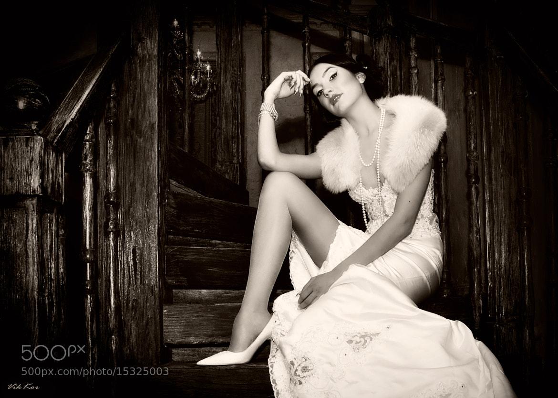 Photograph Retro portrait. by Viktor Korostynski on 500px