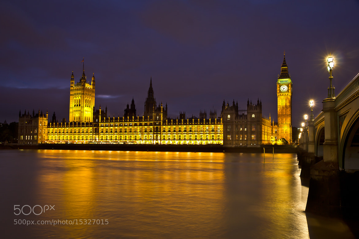 Photograph Westminster Palace by iwillbehomesoon  on 500px