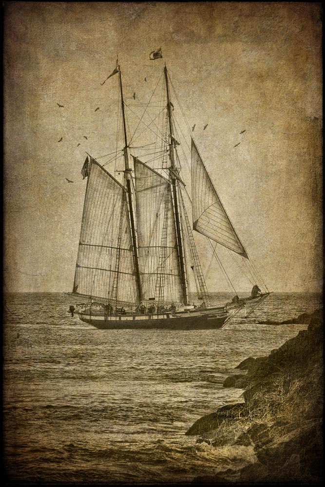Photograph Tall Ship by Bob Jensen on 500px