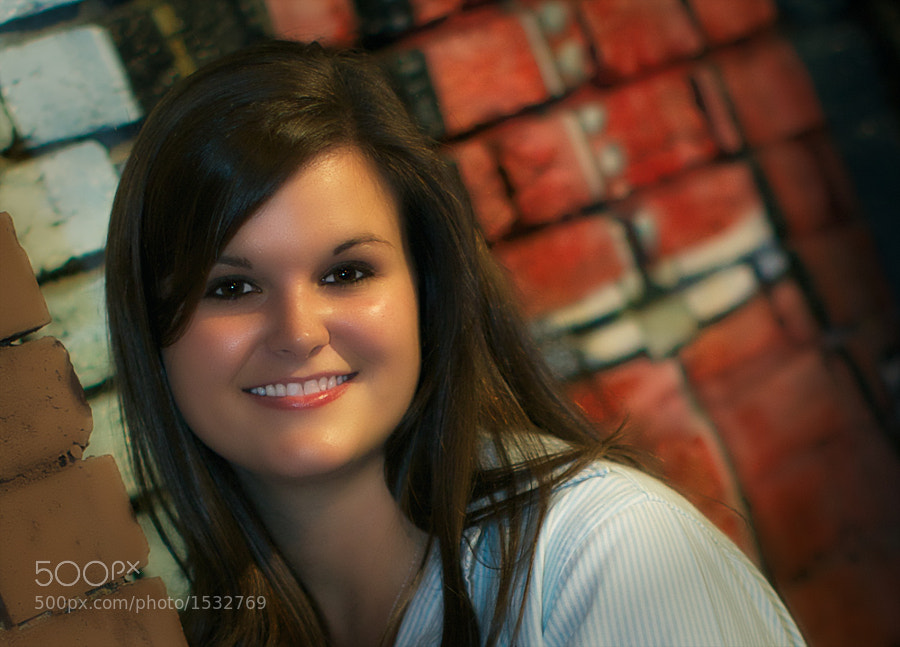 Portrait, South Central Street, Old City, Knoxville, Tennessee
