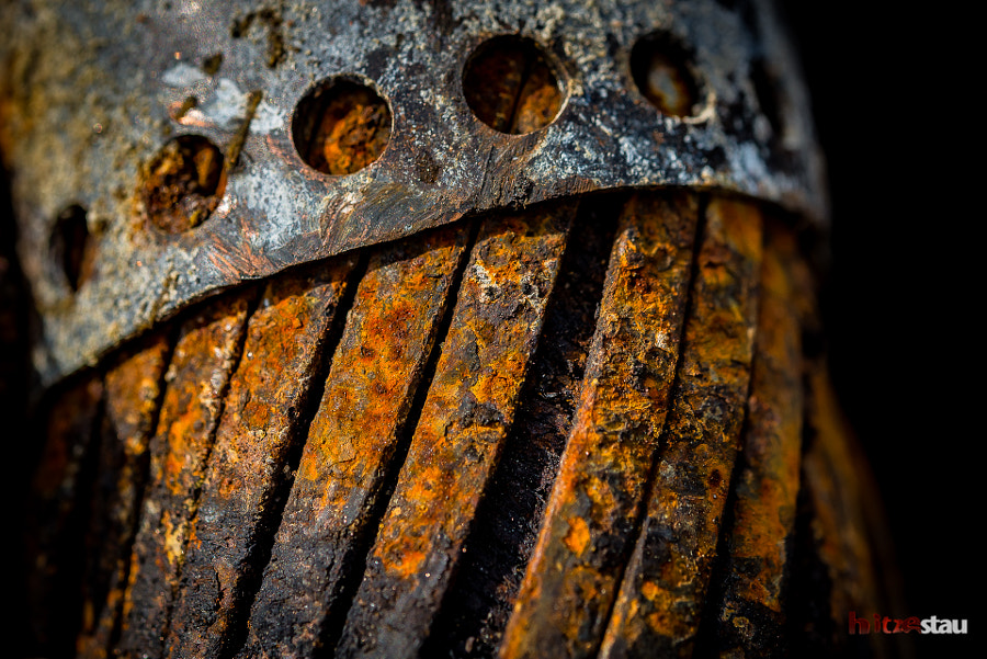 Rusty by hitzestau on 500px.com
