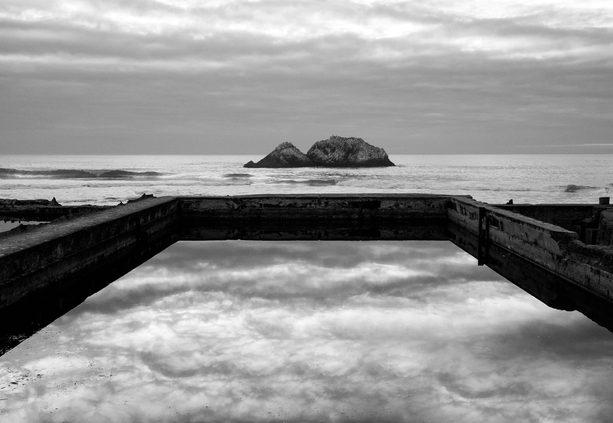 Photograph Sutro Baths by Jamie Rodriguez on 500px