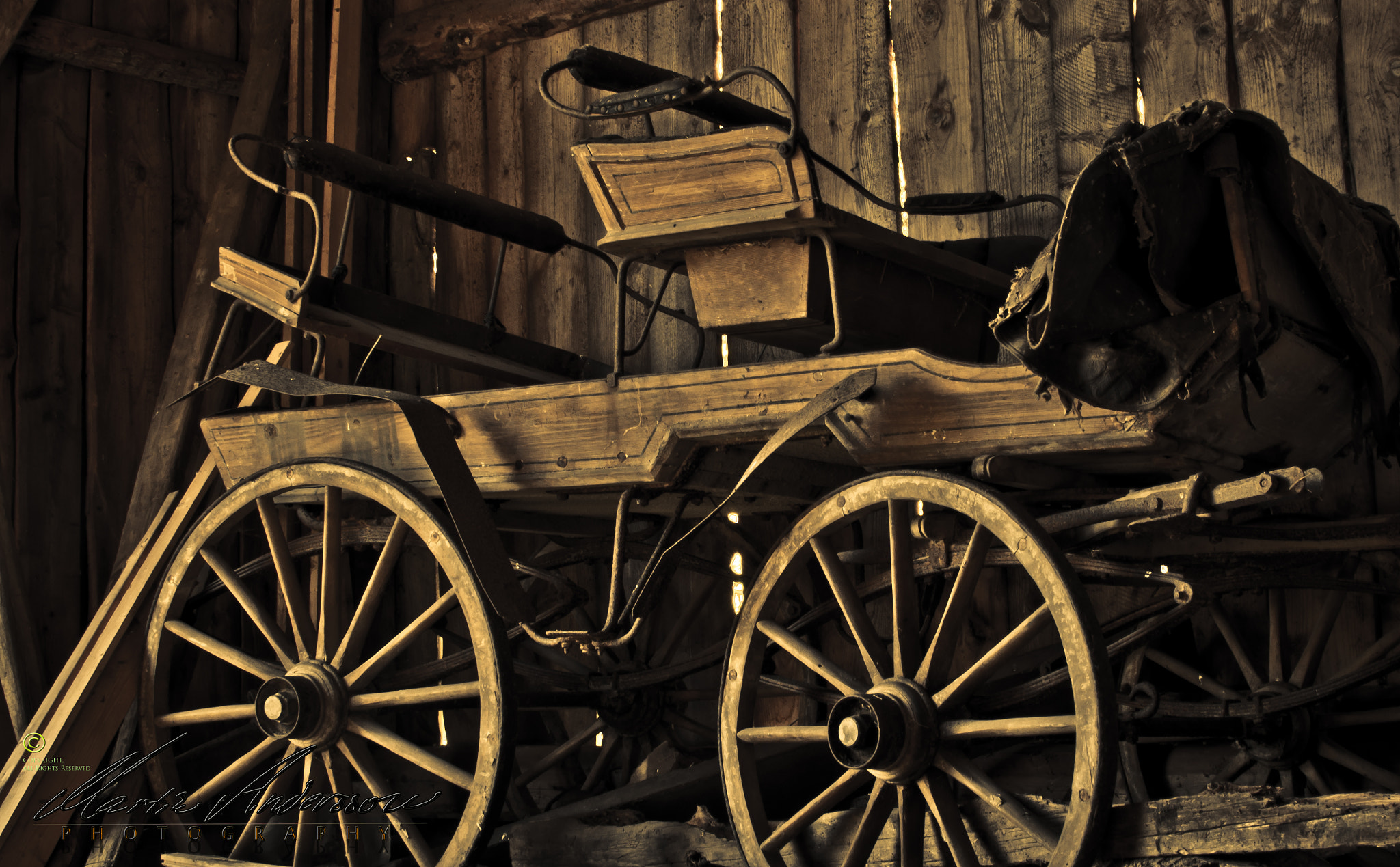 Photograph Old ride by Martin Andersson on 500px