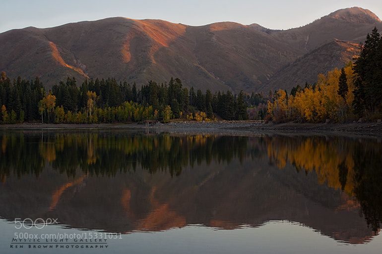 Photograph Autumns Dawn by Ken Brown on 500px