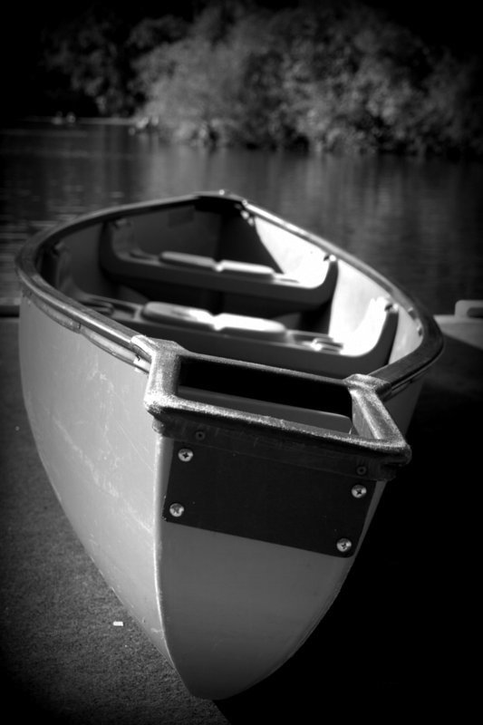 Photograph A Boat by the Beach  by Sacchidanand Girde on 500px