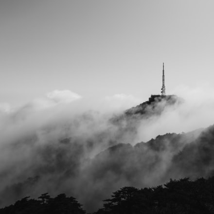 over the cloud, Pentax K-50, Sigma 17-70mm F2.8-4 DC Macro HSM Contemporary