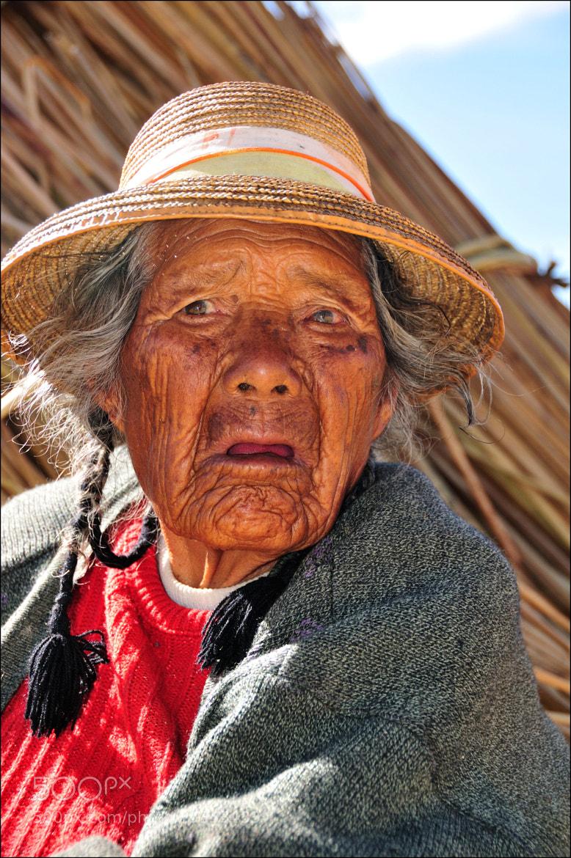 Photograph Peruvian Grandma by Bill Brown on 500px