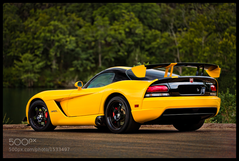 Photograph Viper ACR by James David on 500px