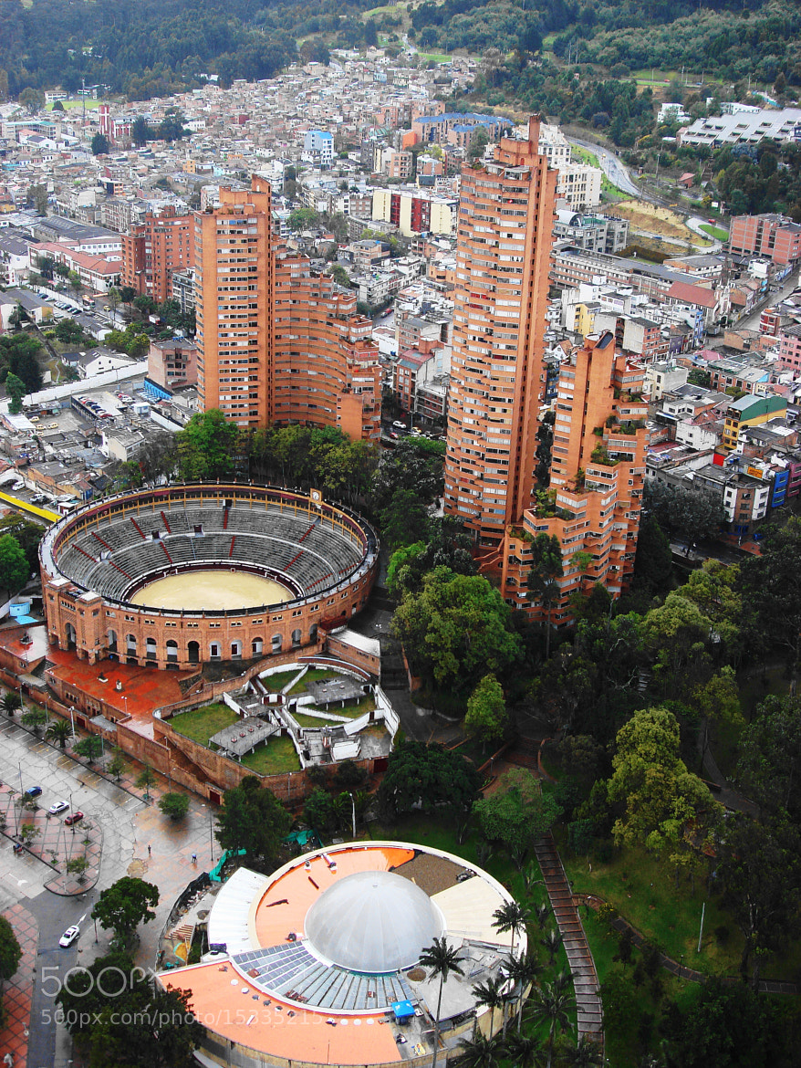 Photograph BOGOTA  by JORGE BECERRA on 500px