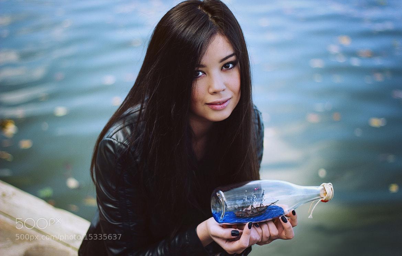 Photograph Polina by Alina Shipulina on 500px