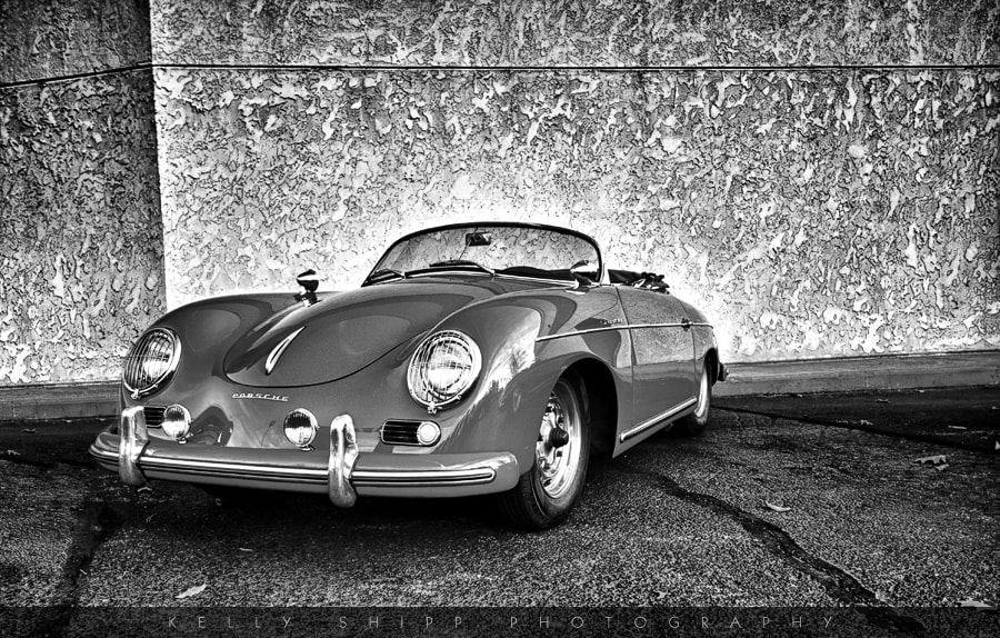 Photograph Speedster by Kelly Shipp on 500px