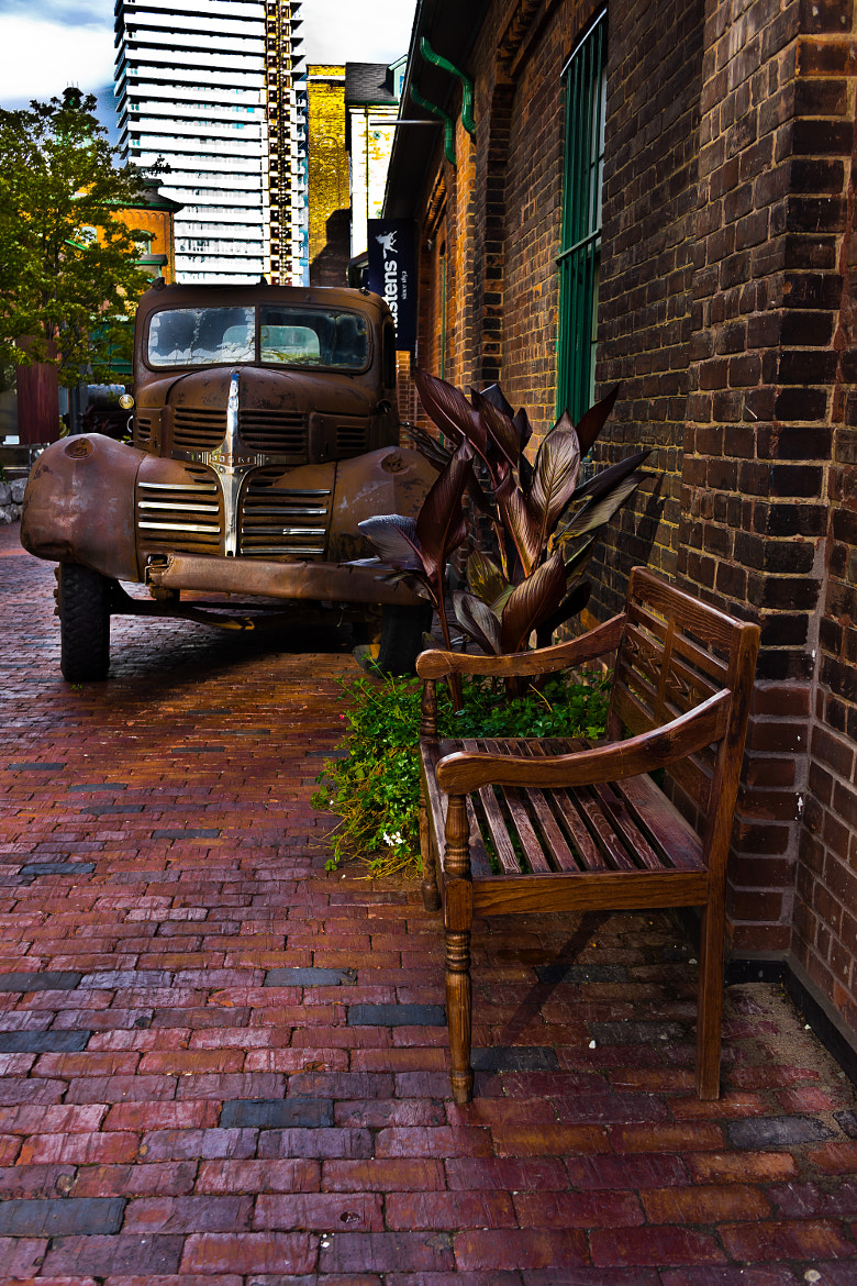 Photograph 0205 Old Truck - Old vs New by Raymond Huynh on 500px