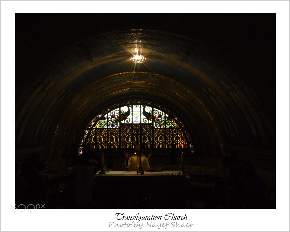Photograph Transfiguration Church On Mount Tabor by Nayef shaer on 500px