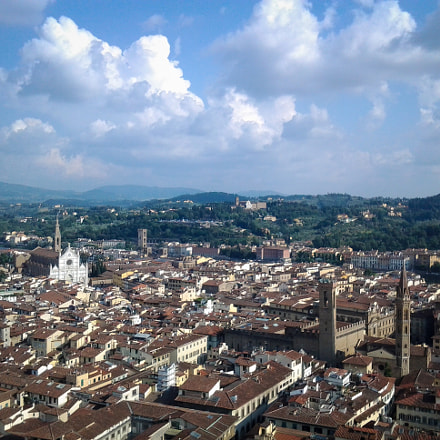 Florence from the Dome, Samsung Galaxy Stellar