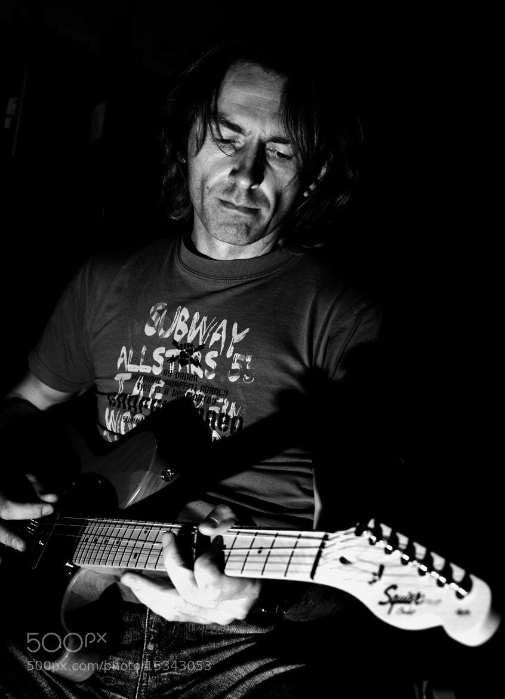 Photograph bluesman by Boris Palman on 500px