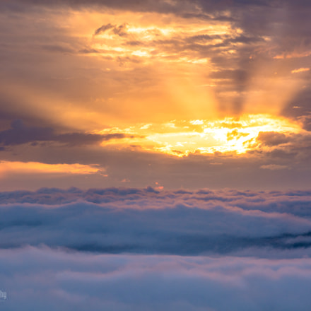 Above the Clouds, Nikon D7100