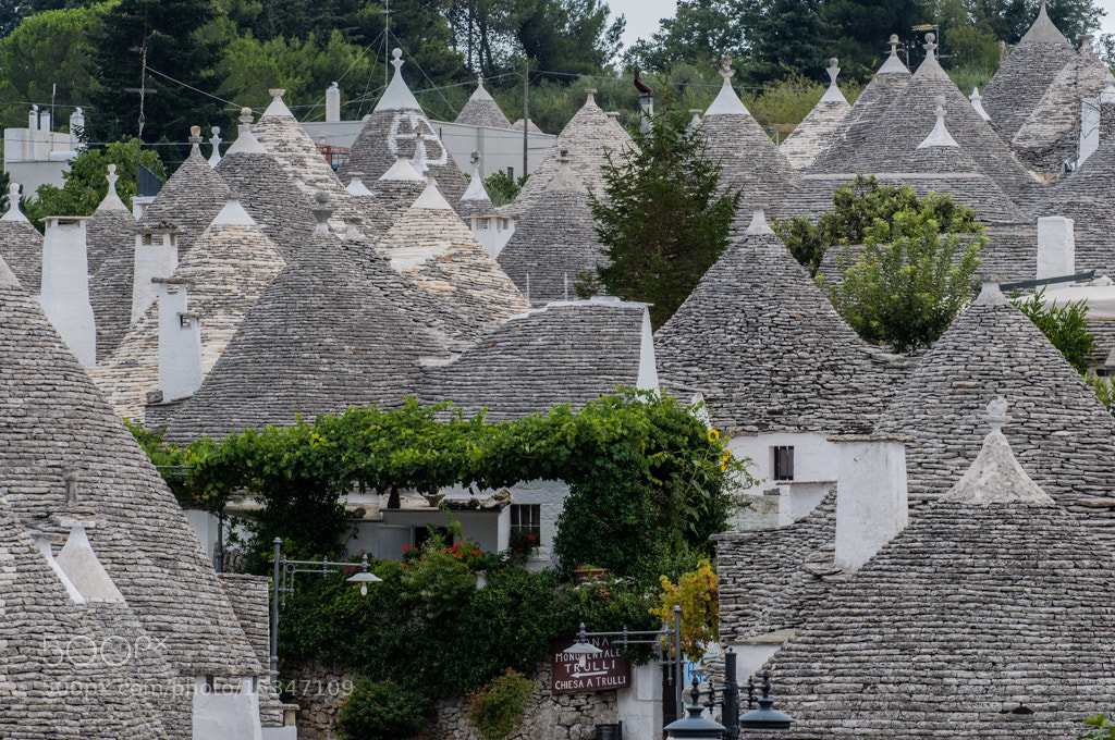 Photograph Alberobello by Krystian Mmmmm on 500px