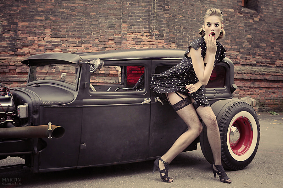 Photograph Pinup by Martin Daminov on 500px