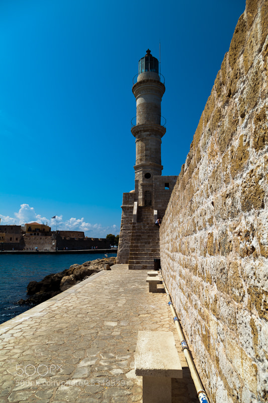 Photograph Chania by Matthew Hellewell on 500px