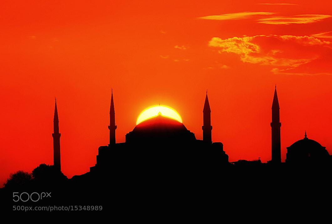 Photograph Beauty of the Registered (Hagia Sophia - Istanbul) by Alper Mandalik on 500px