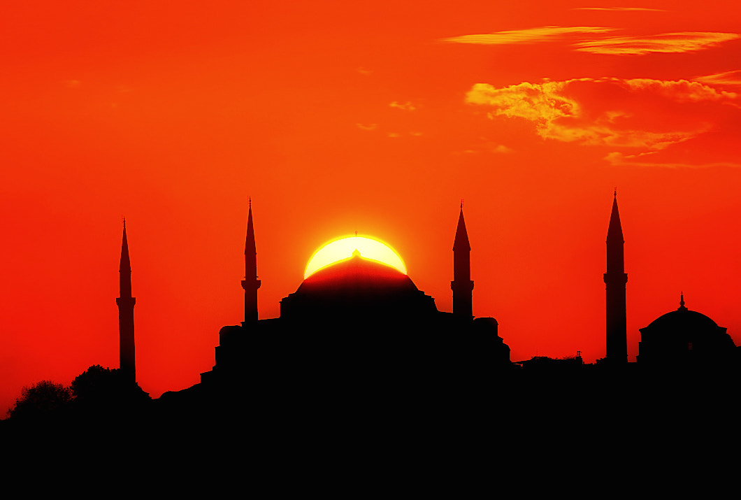 Photograph Beauty of the Registered (Hagia Sophia - Istanbul) by Alper Mandalik on 500px