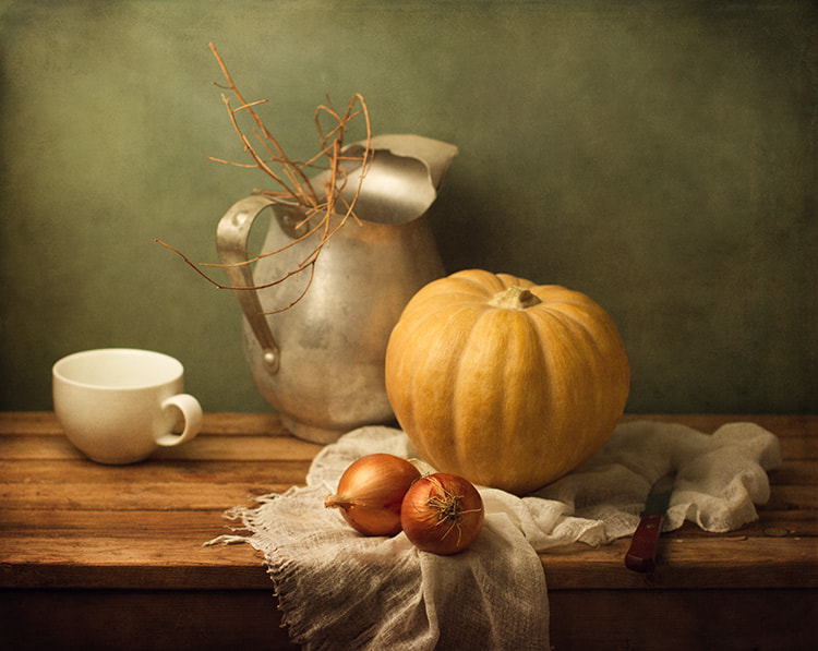 Photograph Autumn still life by Anna  Nemoy on 500px