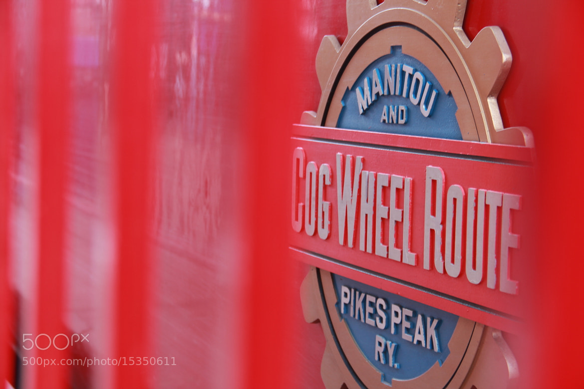 Photograph Pikes Peak Cog Railway by Abhijeet Jangam on 500px