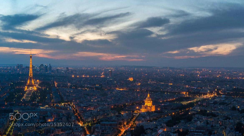 Photograph Parisian Landcape by Jitendra Sharma on 500px