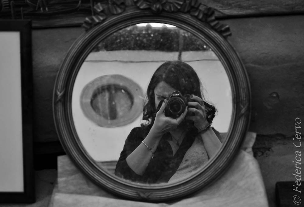 Photograph Through the mirror by Federica Cervo on 500px