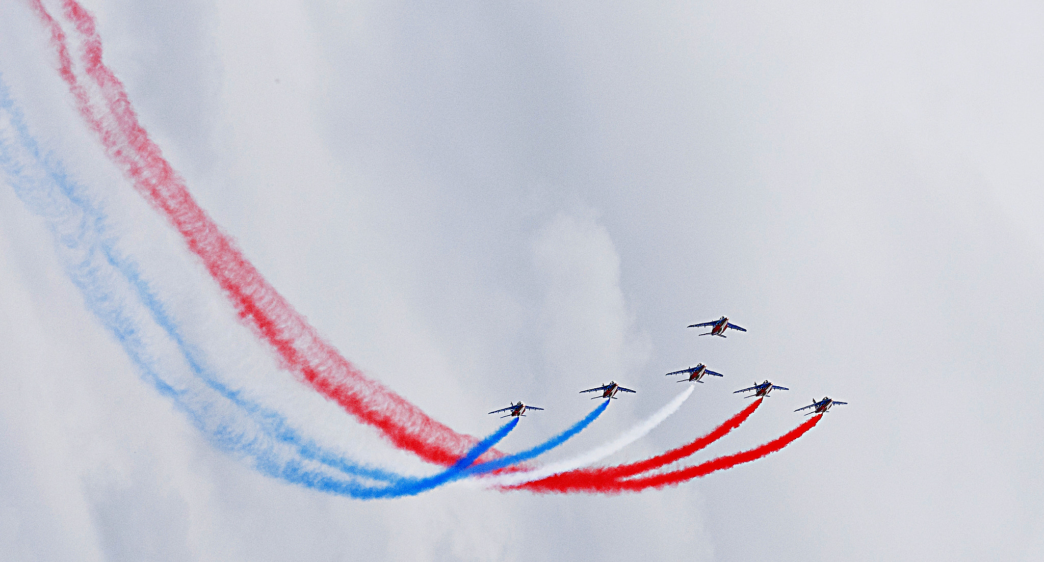 Photograph Patrouille de France by Øyvind Andersen on 500px