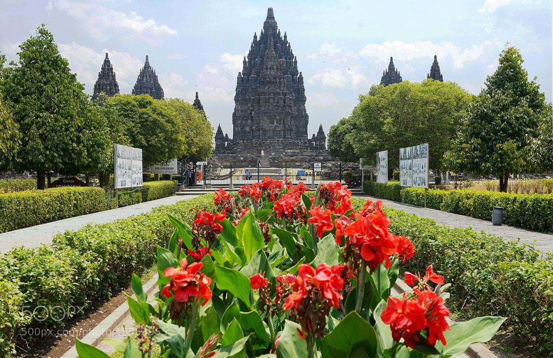 Photograph Prambanan temple by Juan Piñeiro on 500px