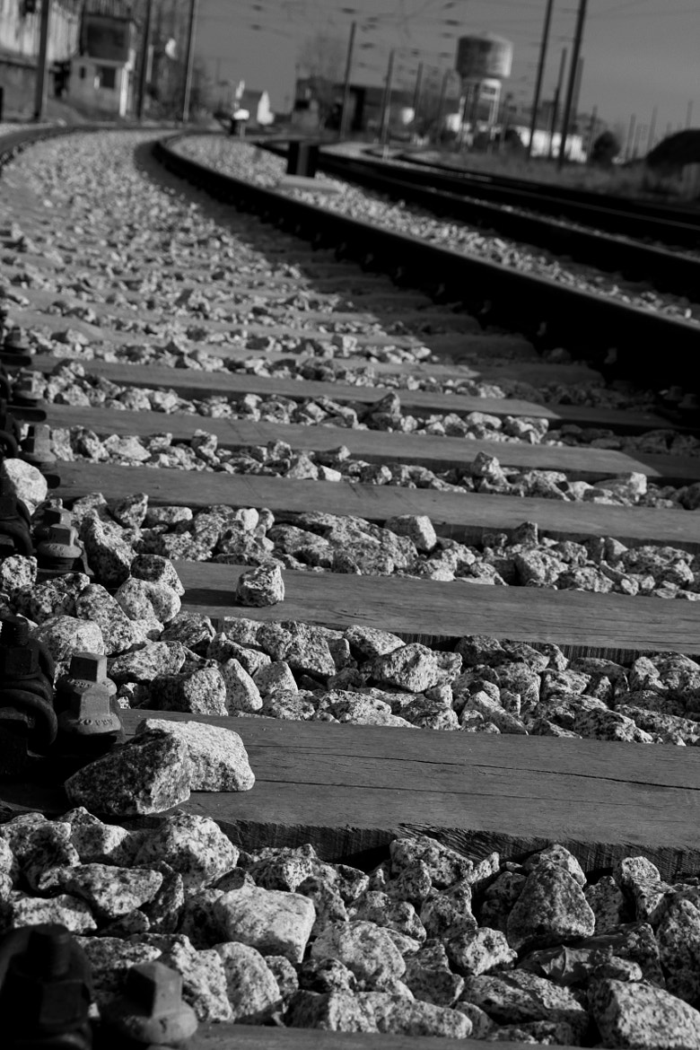 """Photograph ...""""Railways from the """"past""""""""... by Maria  Ferreira on 500px"""