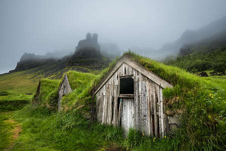 Turf roof by Natta Summerky on 500px