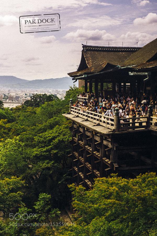 Kiyomizudera - Kyoto