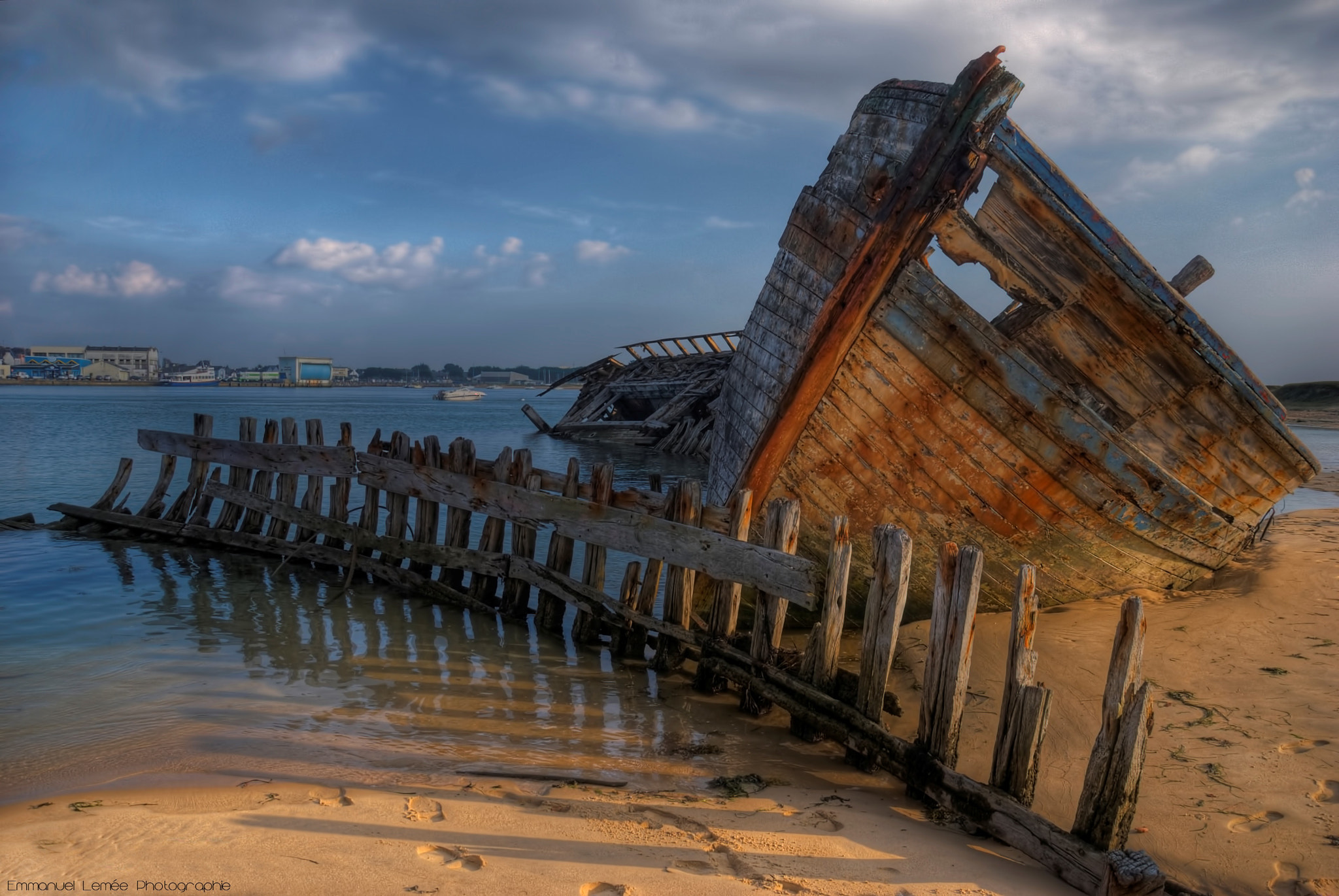 Photograph Shipwrecked by Emmanuel LEMEE on 500px