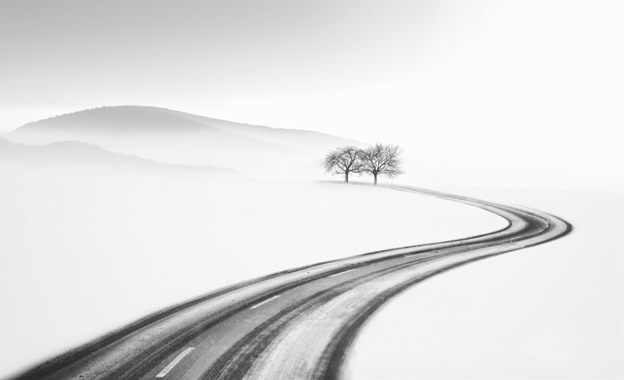the road had its own history by nikos Bantouvakis on 500px.com