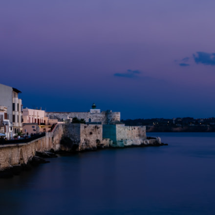 Ortigia Sunset, Pentax K-5, Sigma 17-70mm F2.8-4 DC Macro HSM Contemporary
