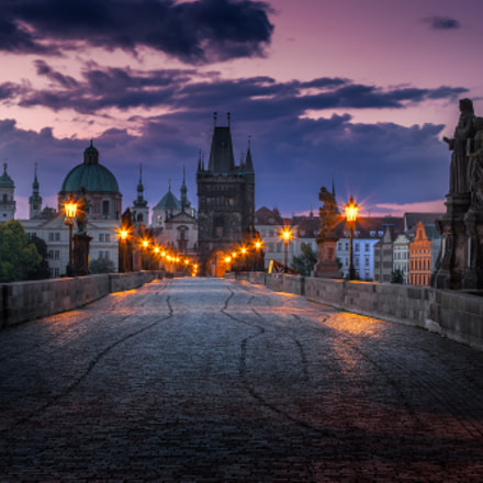 Charles Bridge | Prague, Czech Republic