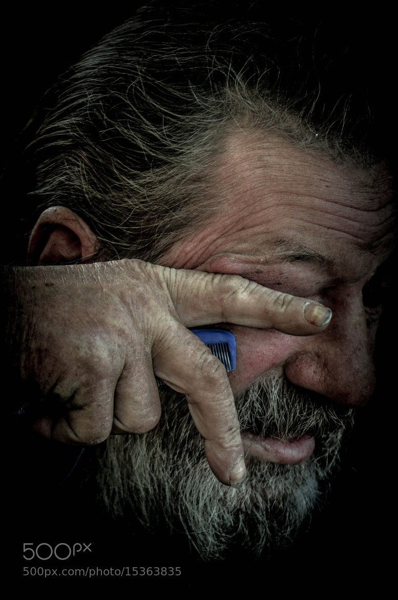 Photograph Homeless by Király Sébastien on 500px