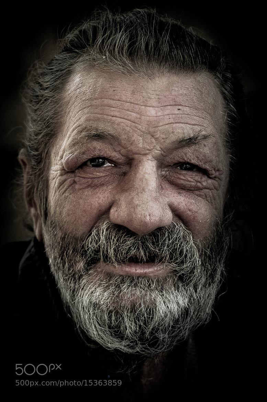 Photograph Homeless by Király Sébastien on 500px
