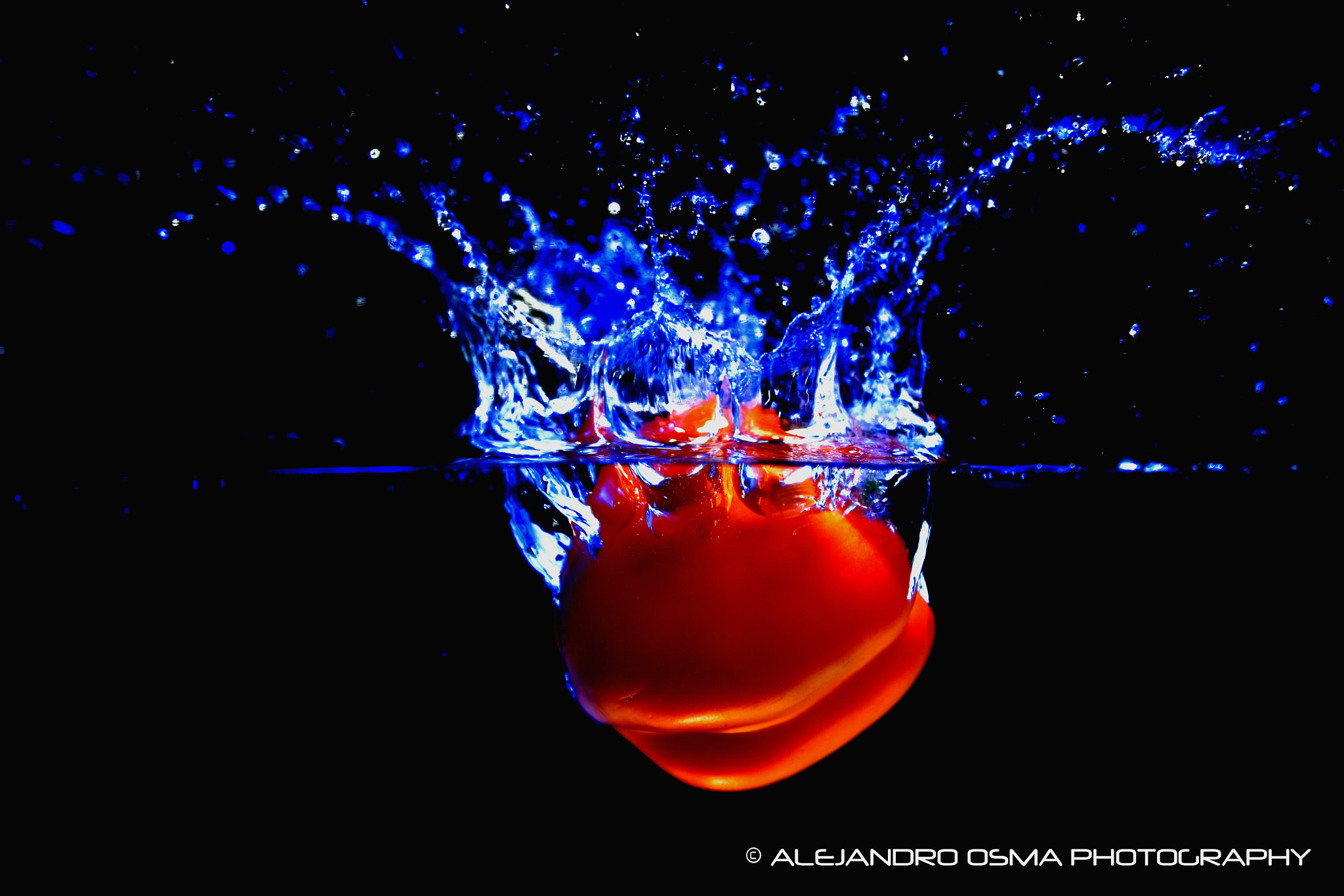Photograph water tank fun! by A O on 500px