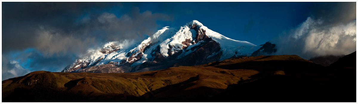 Photograph Cayambe Panorama by Fernando Salas on 500px