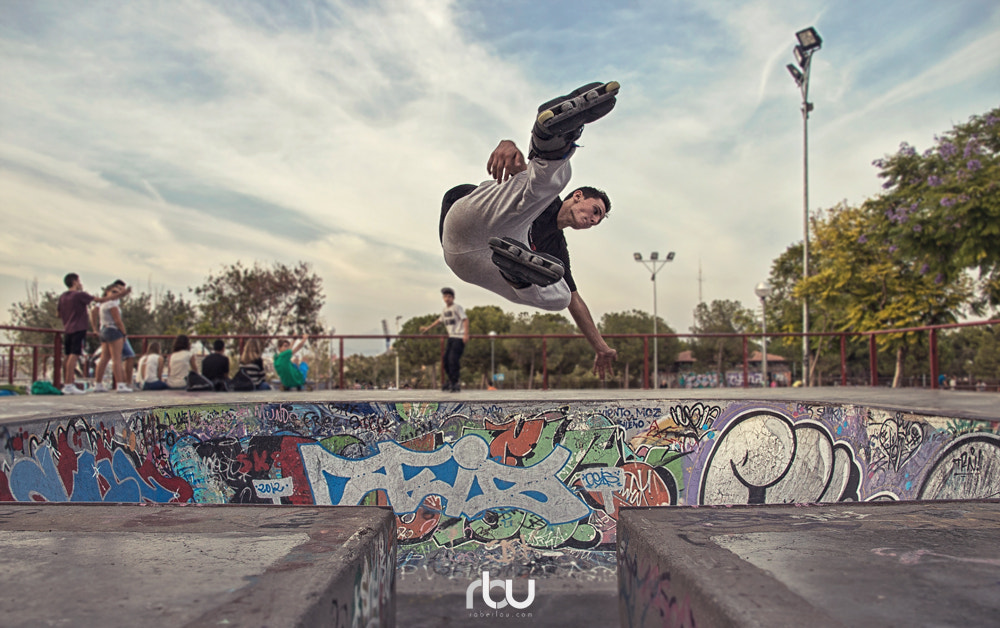 Photograph Jump Skate by Rober Lou on 500px