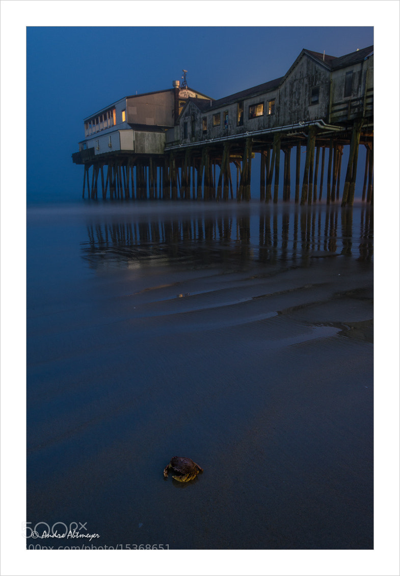 Photograph Old Orchard Beach, Maine by Andre Abtmeyer on 500px