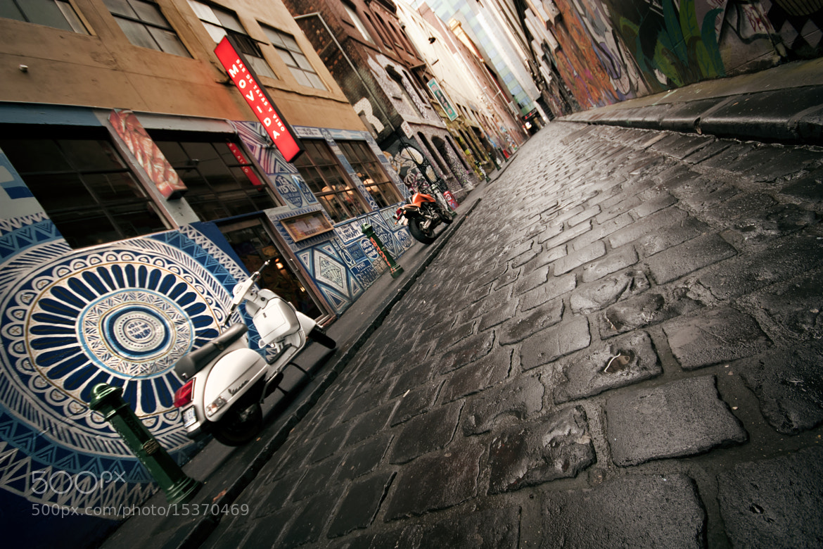 Photograph Hosier Lane - Melbourne by Timo Balk on 500px