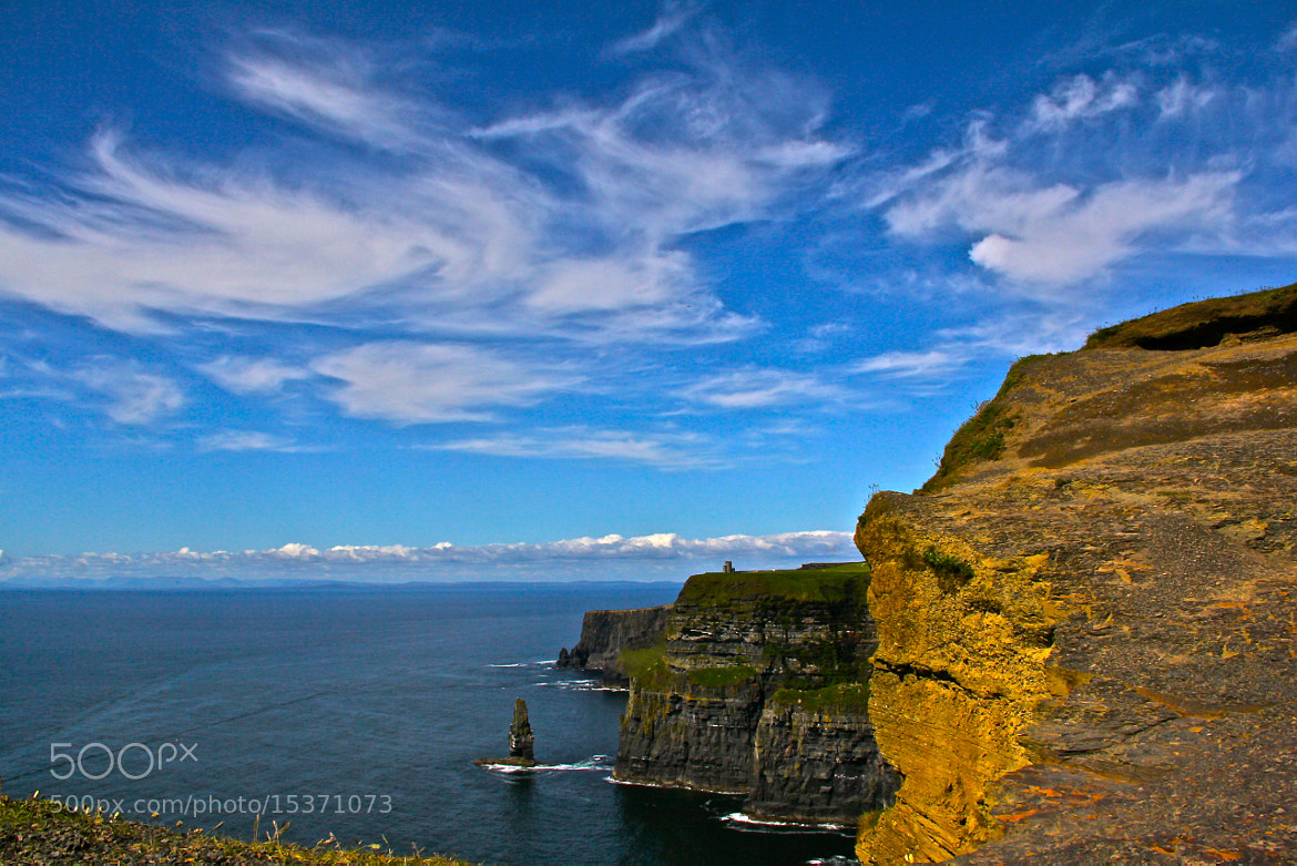 Photograph Cliffs of Moher by Poh Huay Suen on 500px