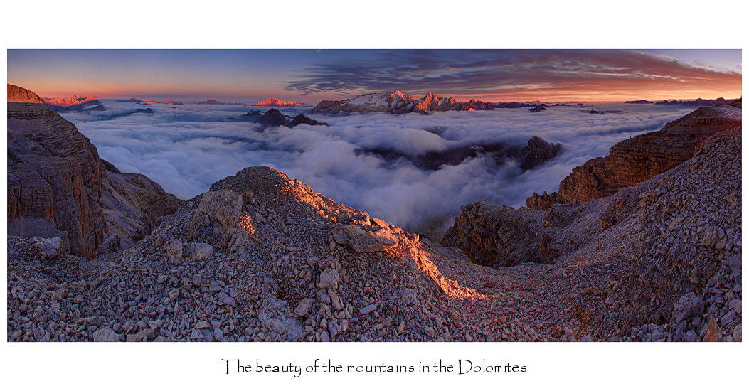 Photograph The beauty of the mountains in the Dolomites by Mario Repa on 500px