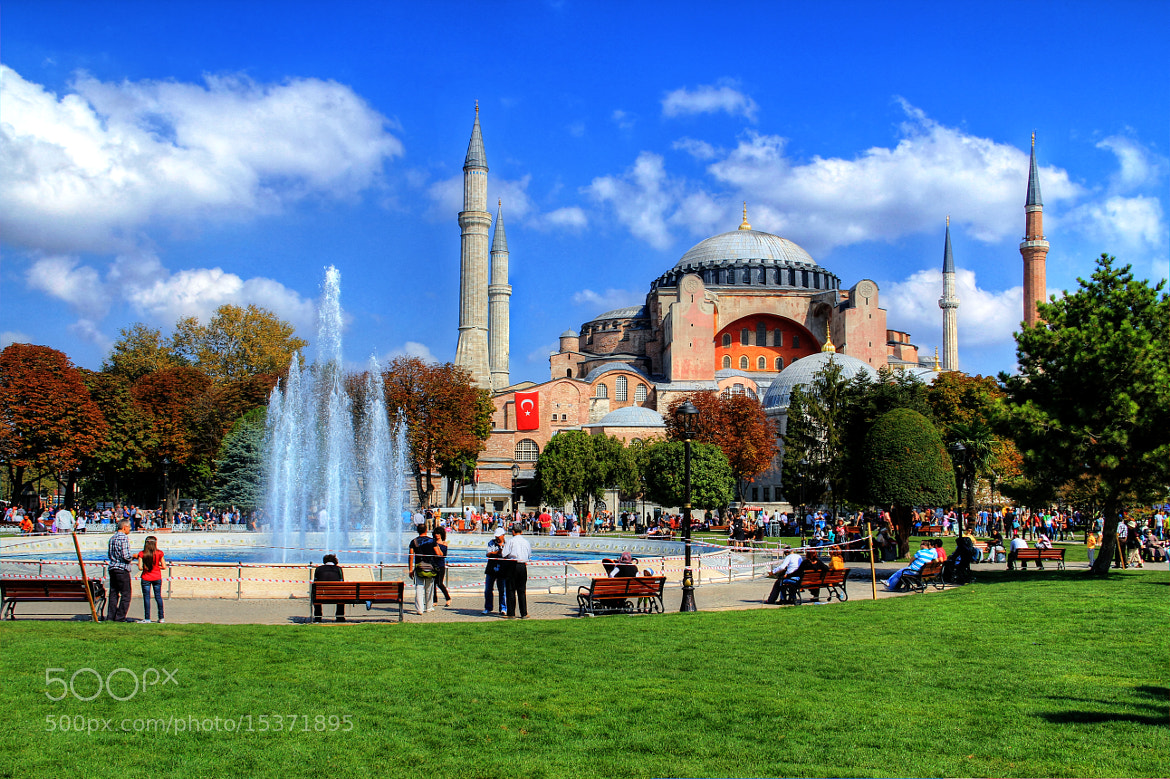 Photograph Ayasofya by Şafak Engin on 500px