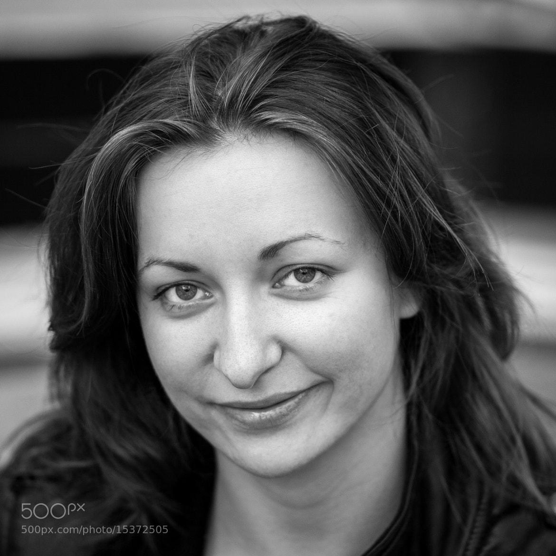 Photograph Kasia by Jakub Ostrowski on 500px